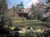 富山市民俗民芸村(呉羽山)